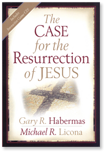 The Case for the Resurrection of Jesus.  Paperback Book