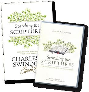 Searching the Scriptures Set.  8 CD Series & Hardback Book