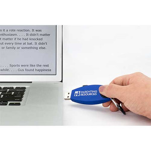 Insights on Parenting.  Flash Drive