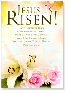 Jesus is Risen!  Easter Card