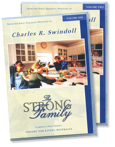 The Strong Family.   18 CD Series
