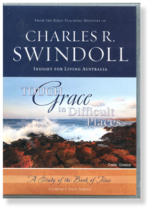 Titus: Tough Grace in Difficult Places - A Study of the Book of Titus.  11 CD Series