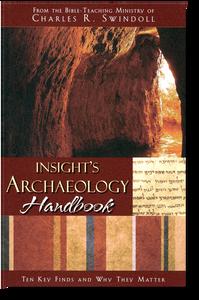 Insight's Archaeology Handbook.  Paperback Book