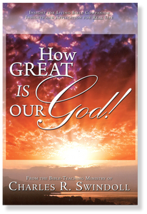 How Great is our God!  Bible Companion
