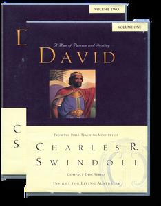 David: A Man of Passion & Destiny.  24 CD Series