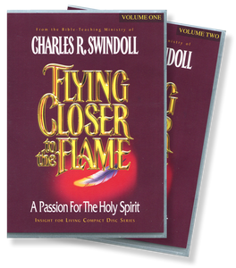 Flying Closer to the Flame: A Passion for the Holy Spirit.  14 CD Series
