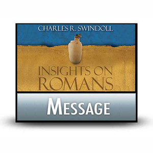 Insights on Romans Vol 1:  11 The Man Who Hoped Against Hope.  MP3 Download