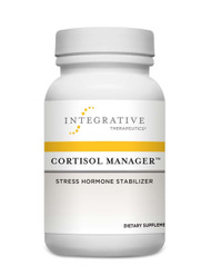 Integrative Therapeutics Cortisol Manager, 30 tabs