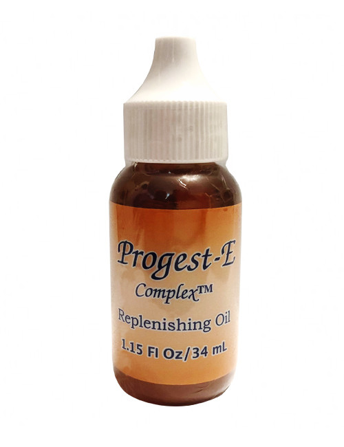 Dr. Peat's Progest E Complex, 34 ml