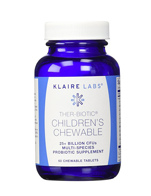 Ther-Biotic Children's Chewable, 60 Tabs