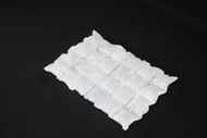 This is the textile side (the bottom side) of Standard Dry Ice Packs™.