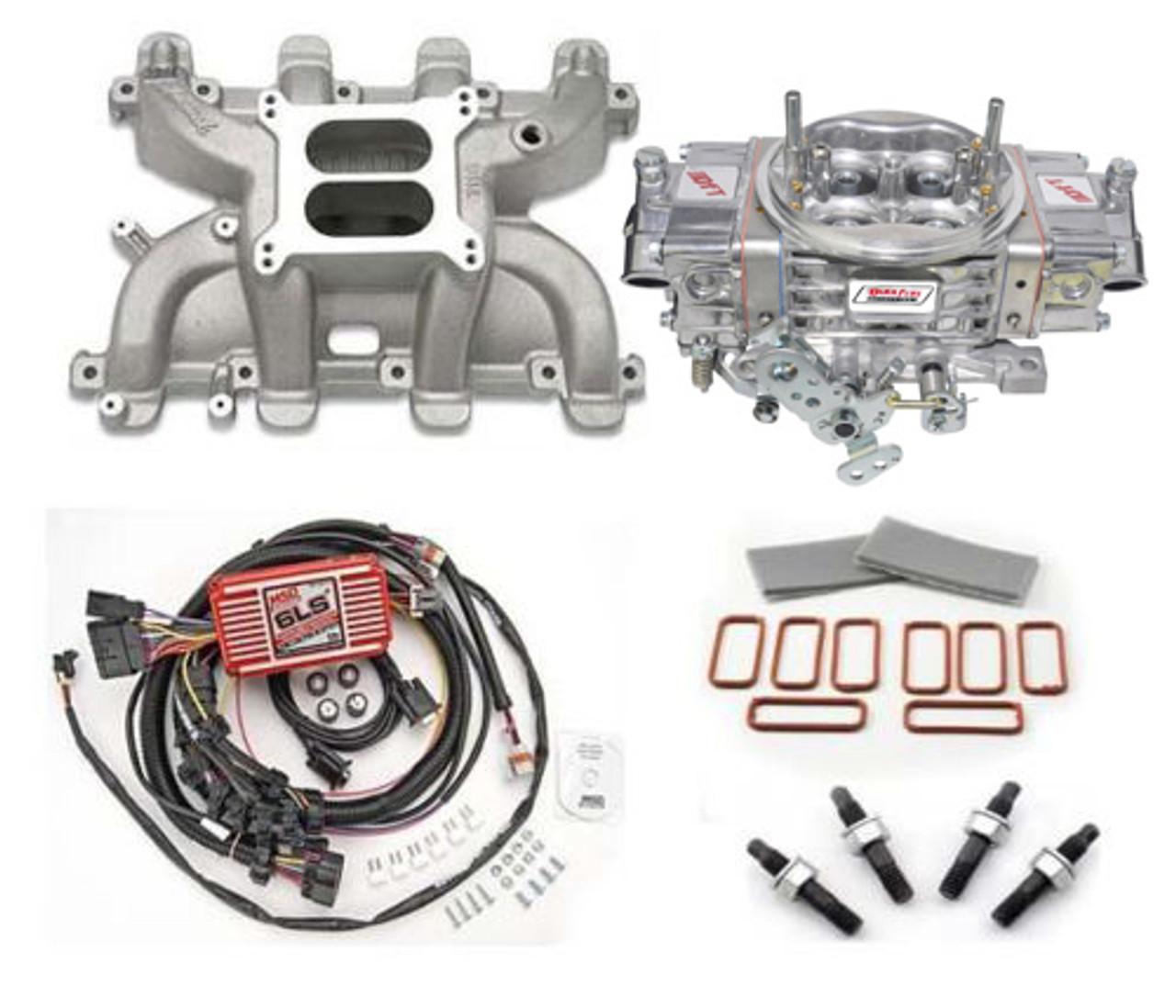 LS Carburetor Conversion