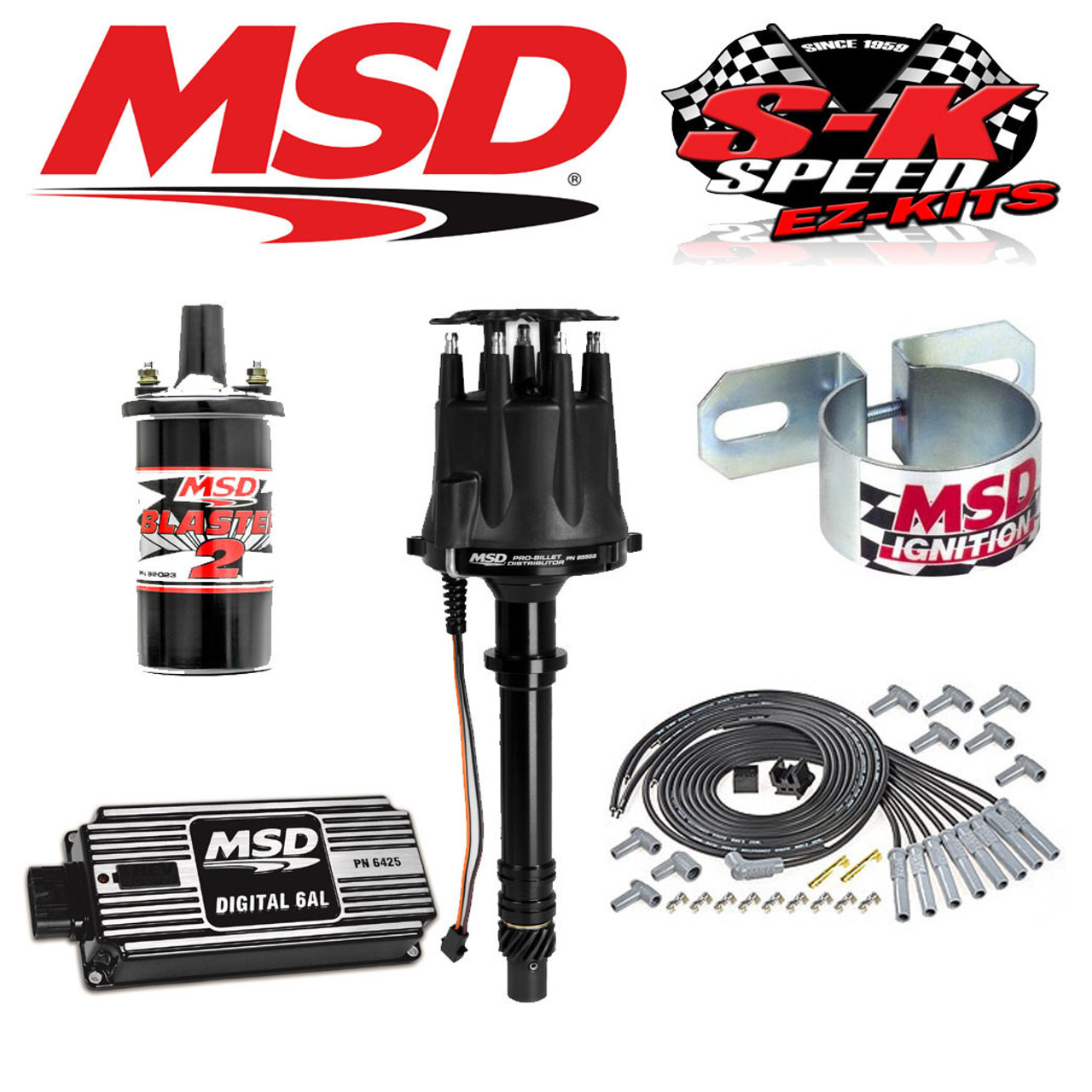 Complete Ignition Kits