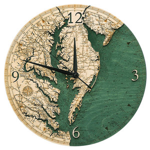Chesapeake Bay Clock