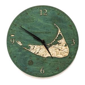 Nantucket Wall Clock