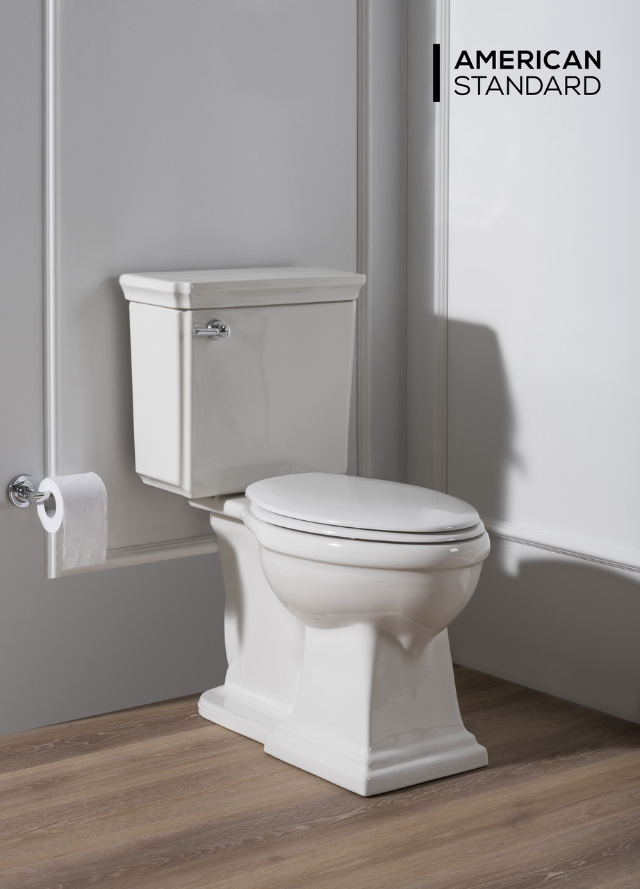 American Standard Provence 2 Piece Elongated Front Toilet