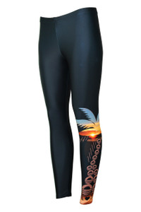 Sunrise Moisture Management Legging