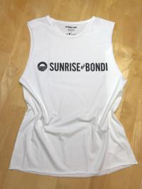 Sunrise At Bondi  Muscle Top
