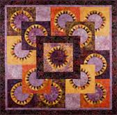 Purple Dawn Quilt Pattern