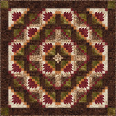 Color Bridge Quilt Pattern
