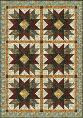 Addisons Star Quilt Pattern by Backporch Design Inc : star quilt pattern - Adamdwight.com