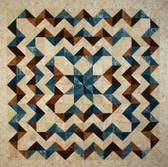 Star Surround Quilt Pattern