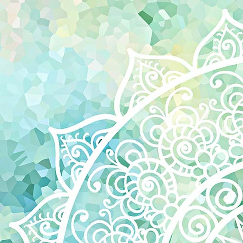 closeup tapestry design
