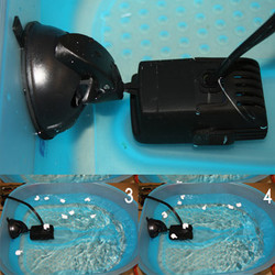 SeaOnic Circulator for Detox Foot Baths