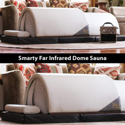 Smarty Far Infrared Dome Sauna
