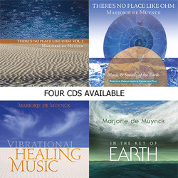 Sound Healing Music - Four Titles