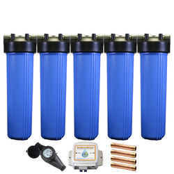 Ultimate Whole House Water Filter System