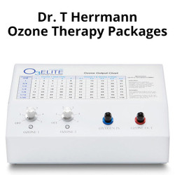 Dr. T Herrmann Ozone Therapy Packages