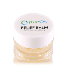 PurO3 Full Spectrum Relief Balm Sample