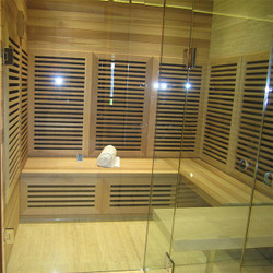 Carbon Panel Far Infrared Heaters for Custom Saunas