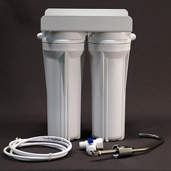 Dual Stage Under Counter Water Filter