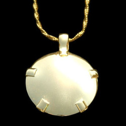 14K Gold BioElectric Shield - Level Four