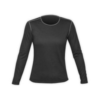 Women's PepperSkins Crewneck - Black