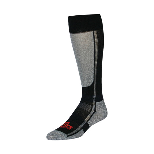Classic Low Volume Socks - Black Heather