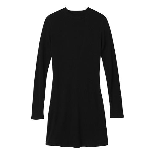 Latte Dress - Black