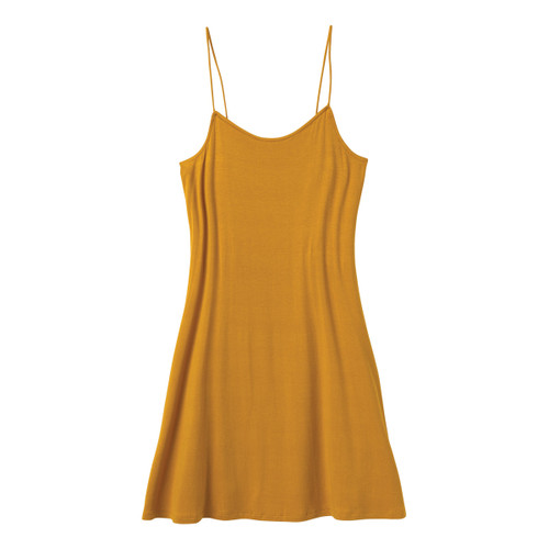 Rachel Dress - Golden
