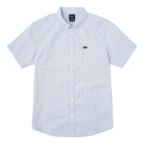 Boys' Return SS Woven - Antique White