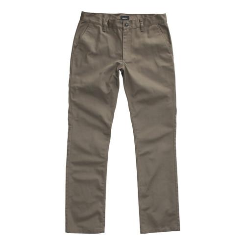 The Week-End Pant - Dark Khaki