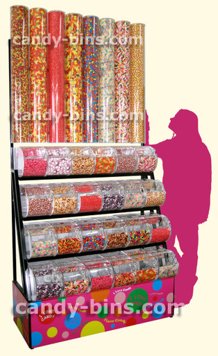 Candy Rack #74-100