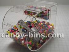 Candy Bin KRB7129FFS Slat Wall