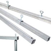 24Ft Adjustable Centre Ridge Rail | CampKings Australia