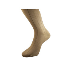 Camel Coloured Socks