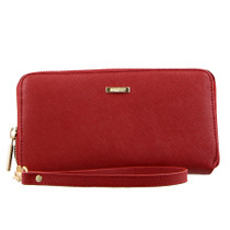 Phone Wristlet Red
