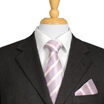 Medici Lilac Tie