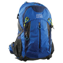 Pierre Cardin Blue Adventure Backpack