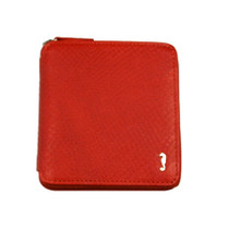 Zip Around Wallet Orange